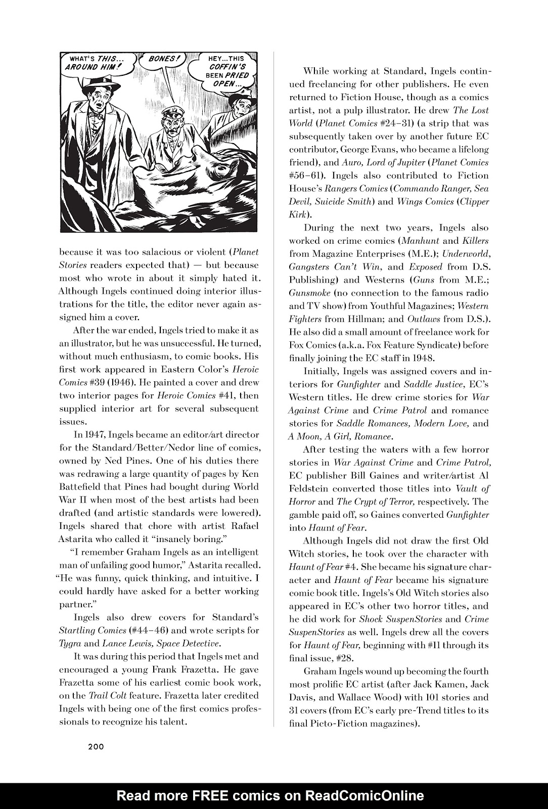 Read online Doctor of Horror and Other Stories comic -  Issue # TPB (Part 2) - 116