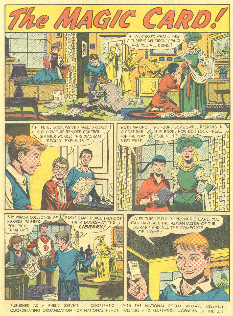 Read online All-Star Western (1951) comic -  Issue #105 - 14