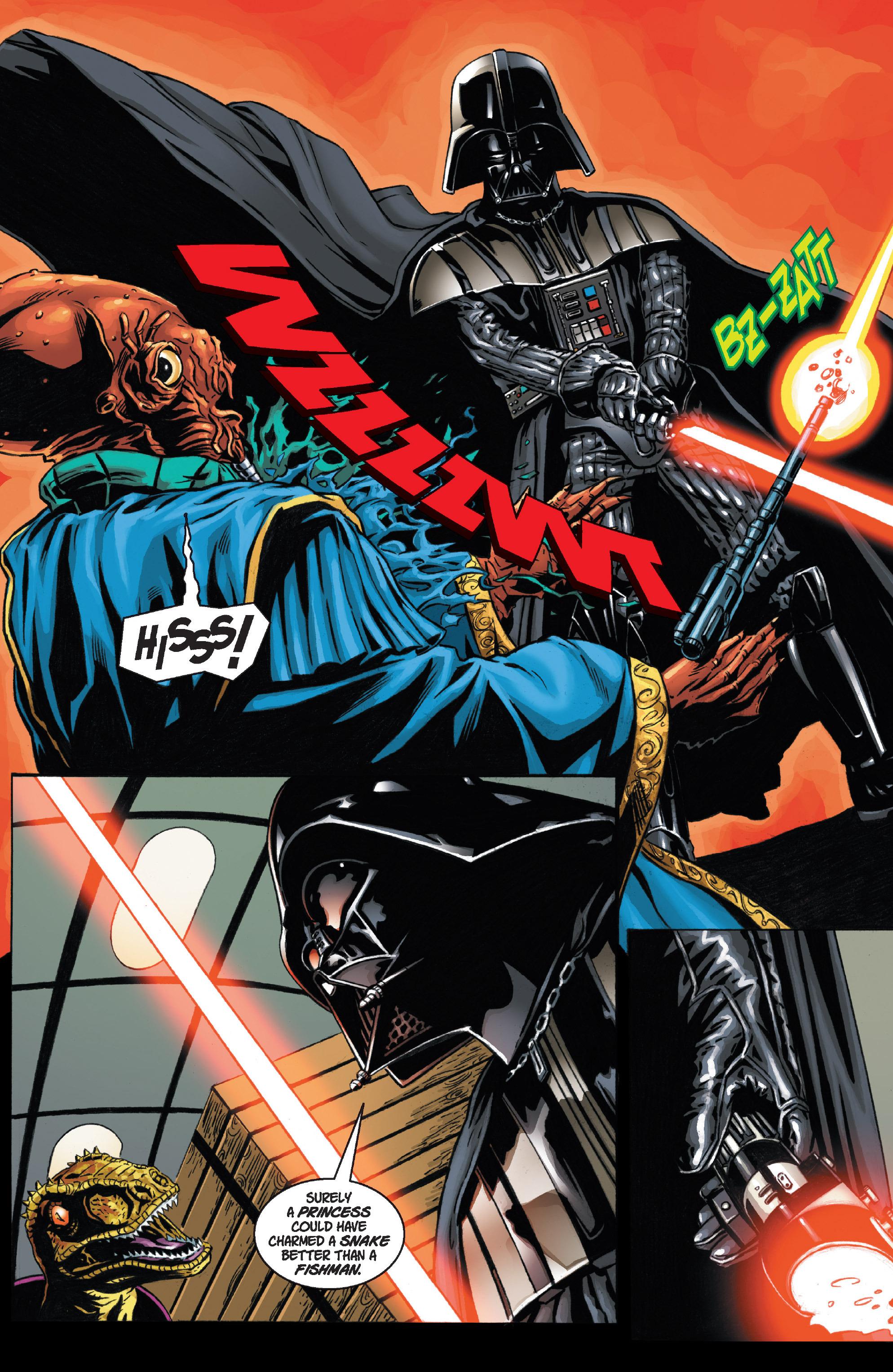 Read online Star Wars Omnibus comic -  Issue # Vol. 17 - 396