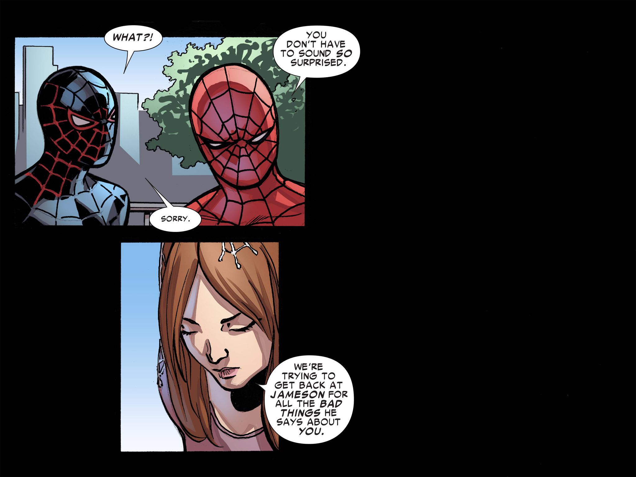 Read online Ultimate Spider-Man (Infinite Comics) (2016) comic -  Issue #8 - 53