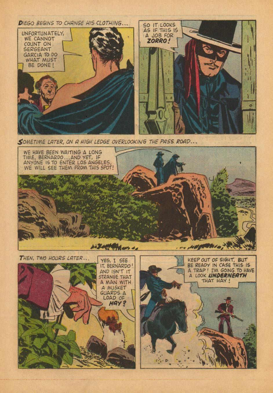 Zorro (1966) issue 2 - Page 11