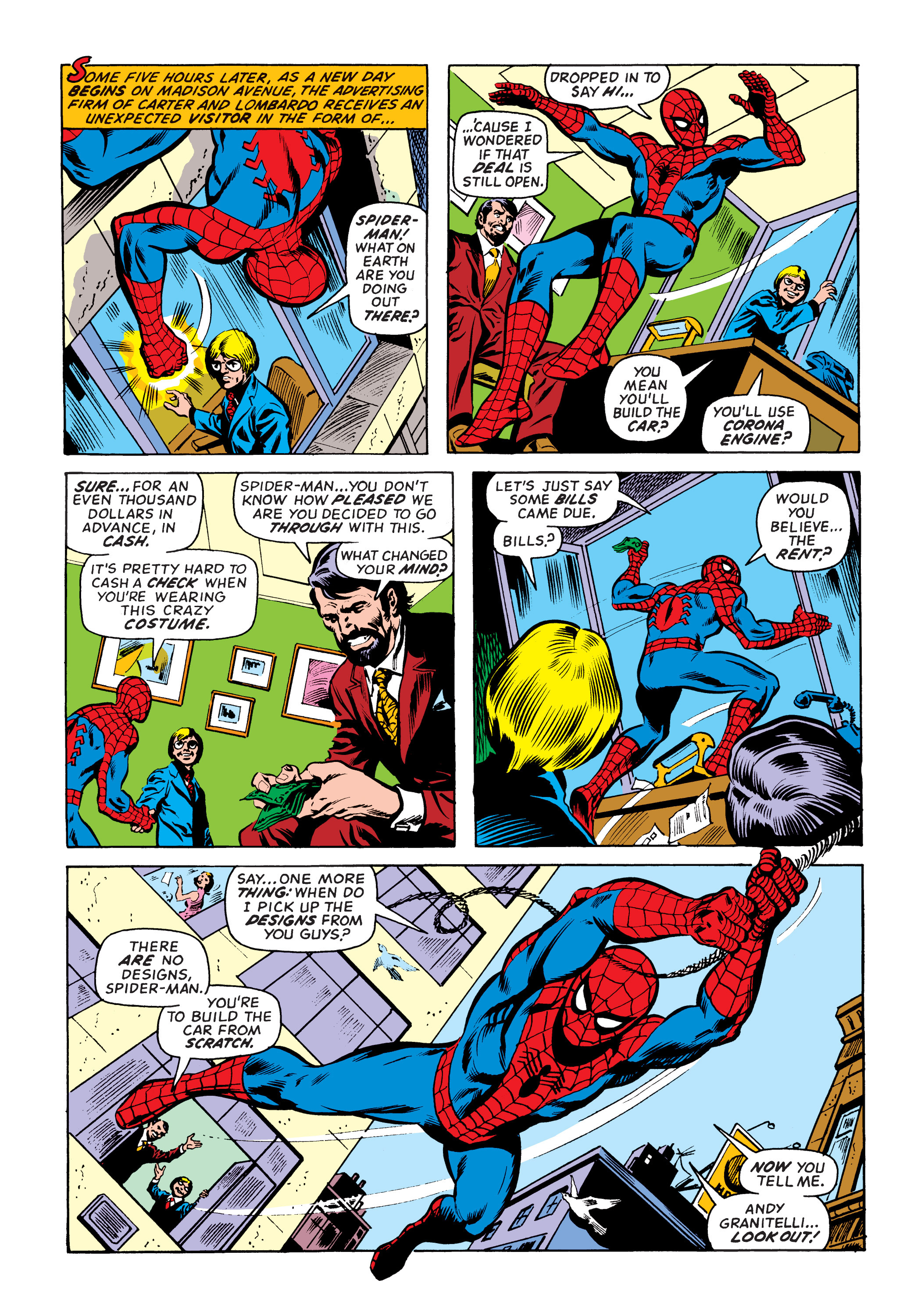 The Amazing Spider-Man (1963) 126 Page 8