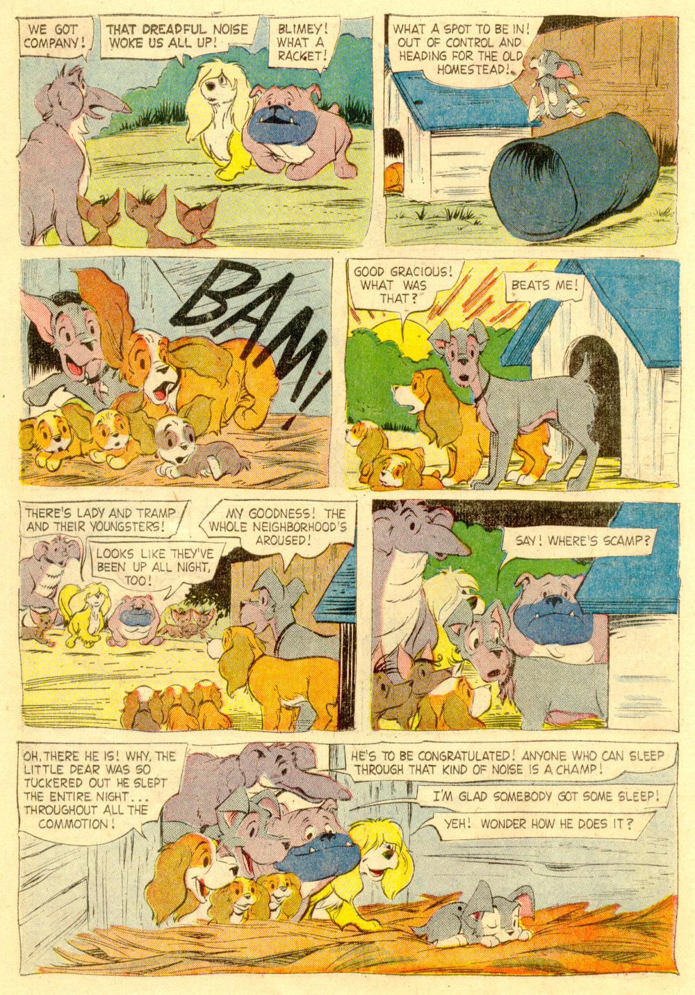 Walt Disney's Comics and Stories issue 223 - Page 18
