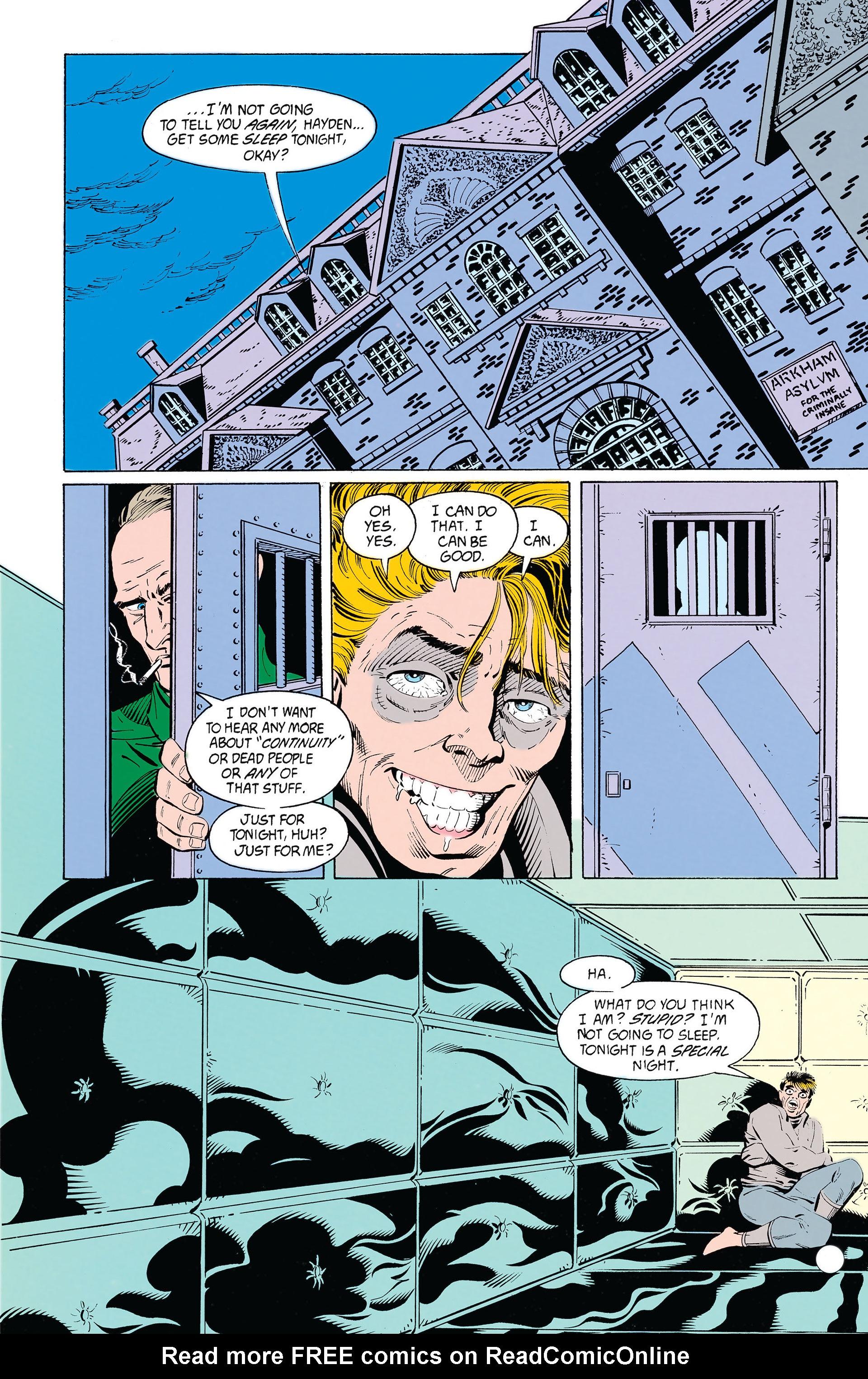 Read online Animal Man (1988) comic -  Issue #22 - 7