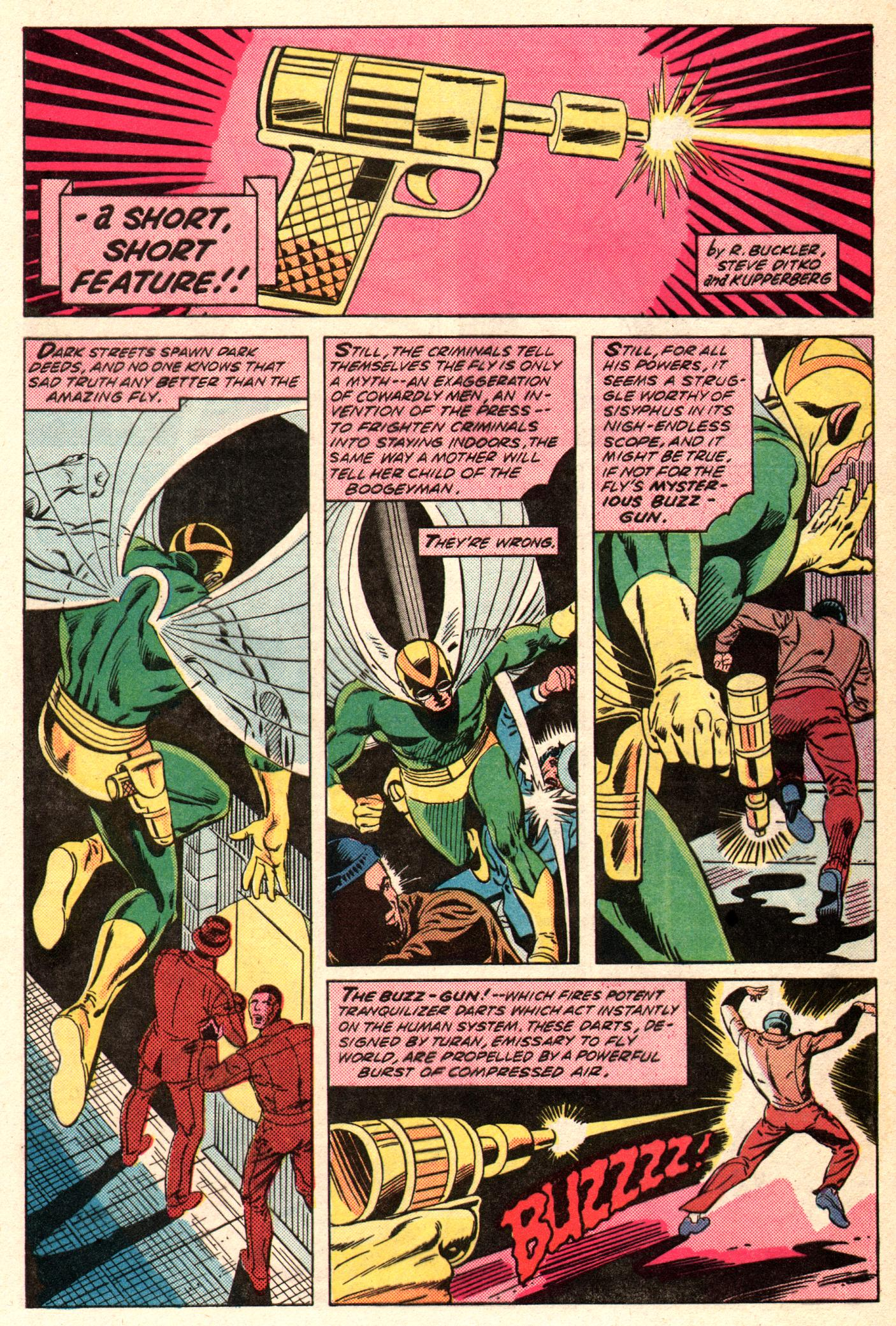 Read online The Fly (1983) comic -  Issue #3 - 32