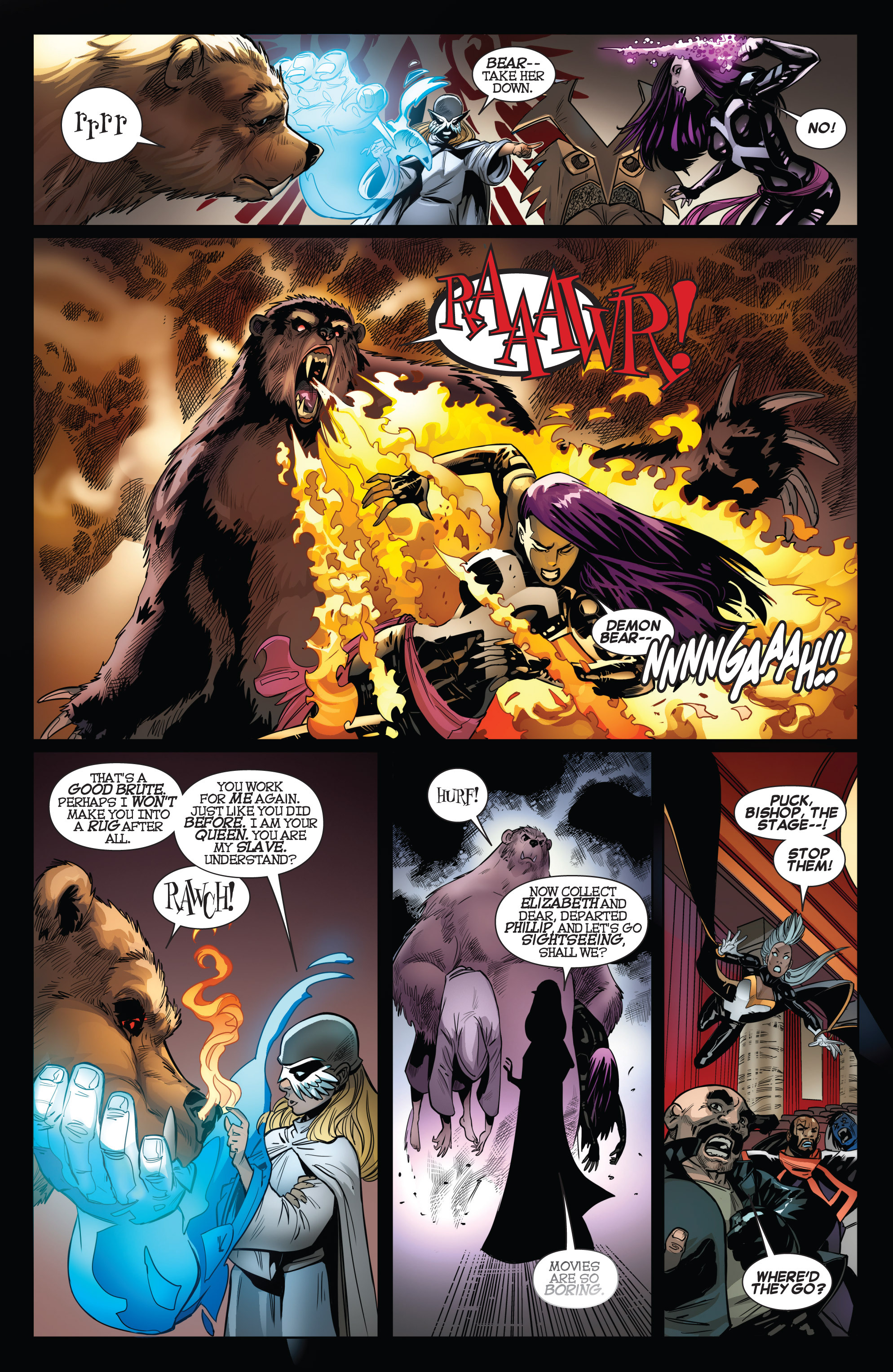 Read online Uncanny X-Force (2013) comic -  Issue #13 - 20
