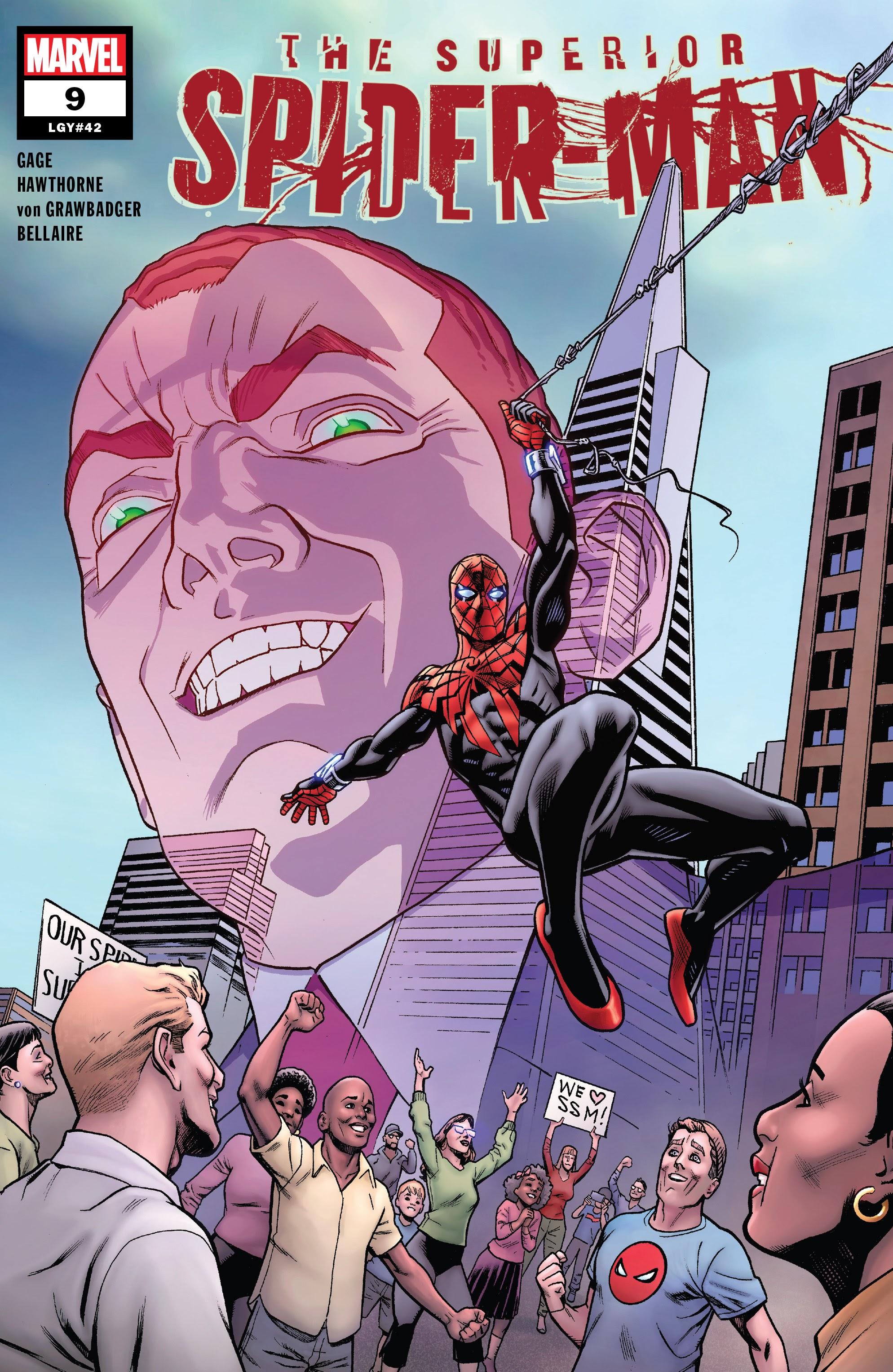Superior Spider-Man (2019) 9 Page 1
