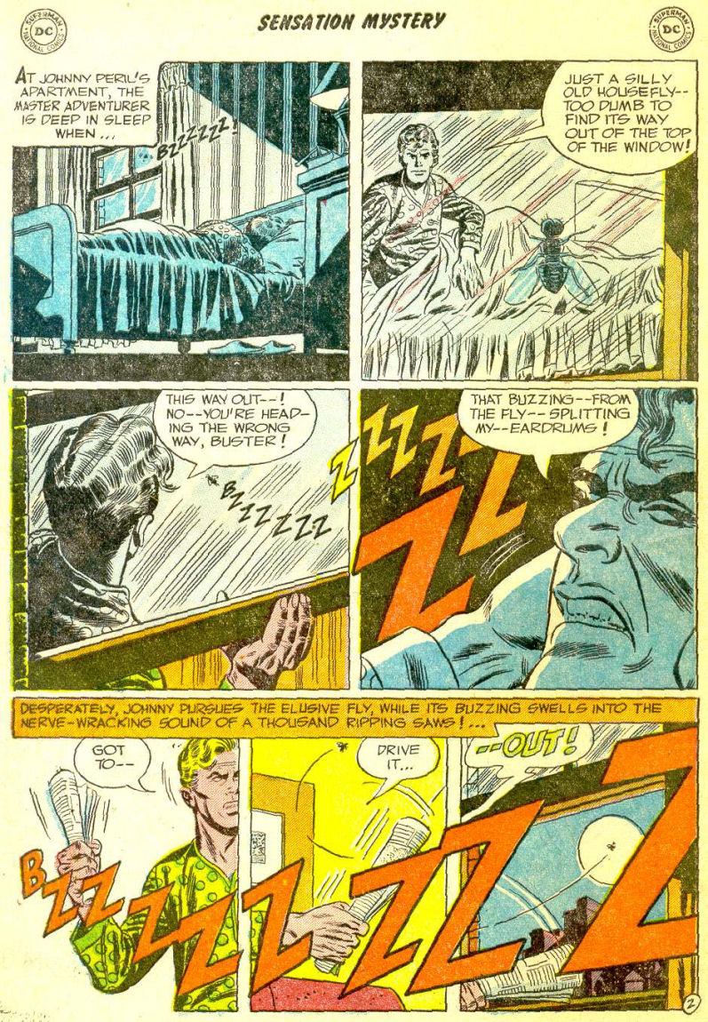 Read online Sensation (Mystery) Comics comic -  Issue #111 - 28