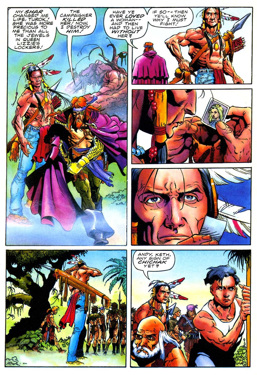 Read online Turok, Dinosaur Hunter (1993) comic -  Issue #27 - 6