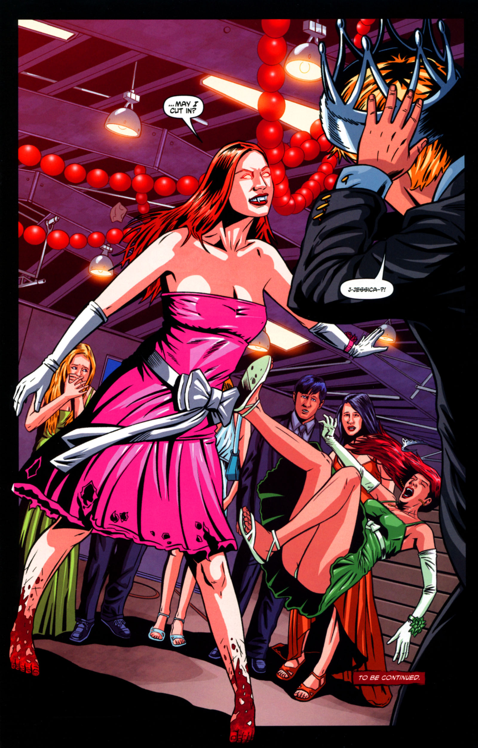 Read online True Blood: Tainted Love comic -  Issue #4 - 24