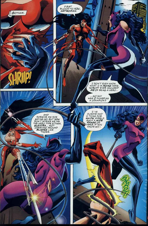 Read online DC Versus Marvel Comics comic -  Issue #3 - 13