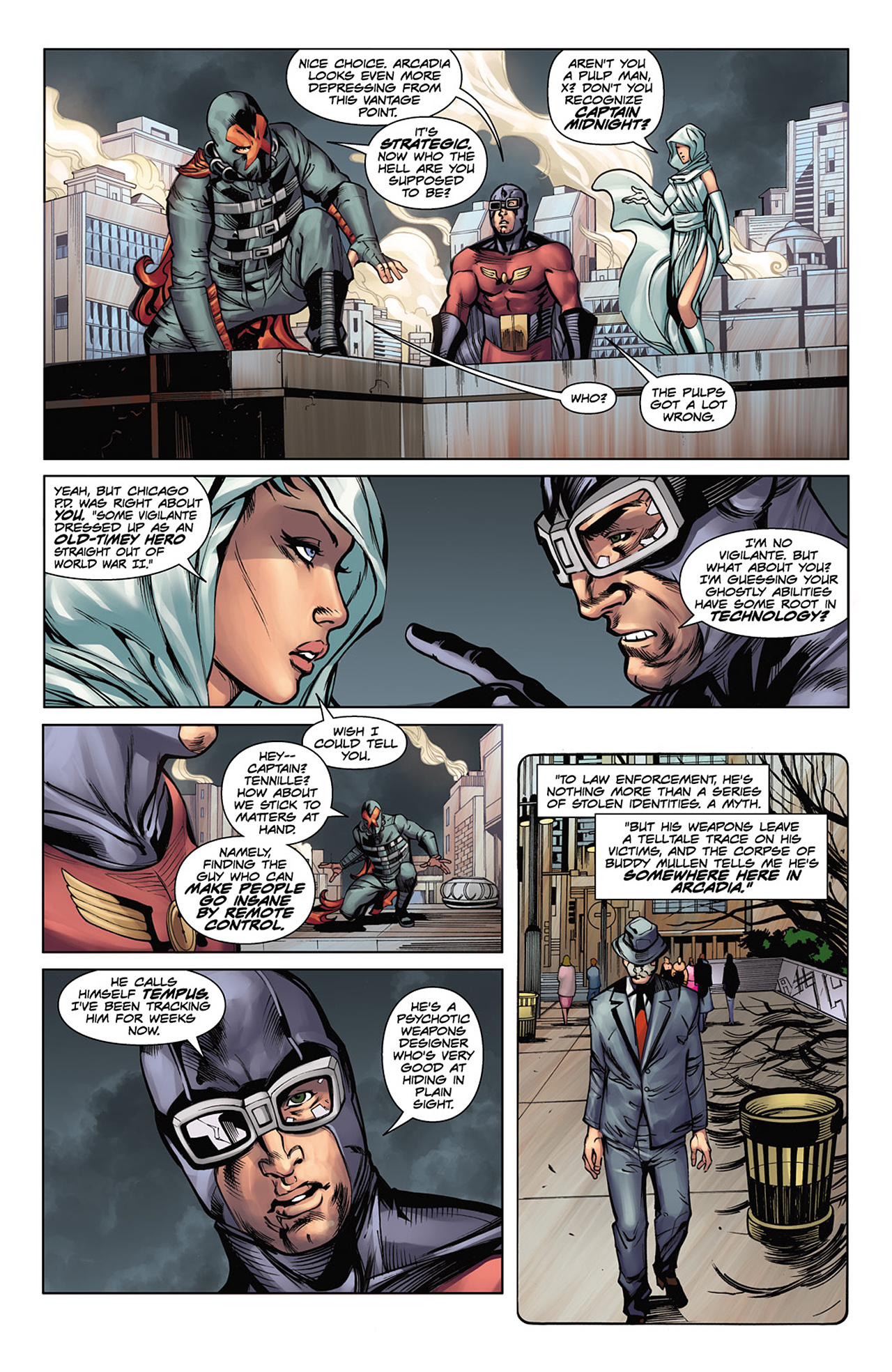 Read online Two Past Midnight comic -  Issue #3 - 11