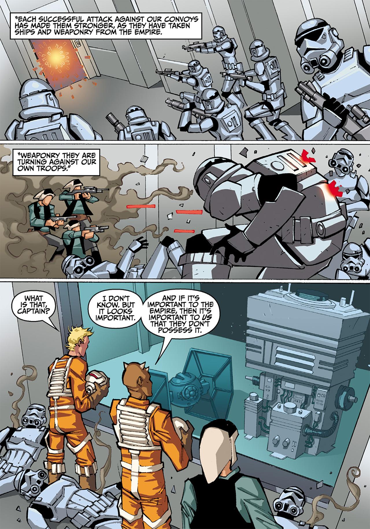 Read online Star Wars Omnibus comic -  Issue # Vol. 33 - 250
