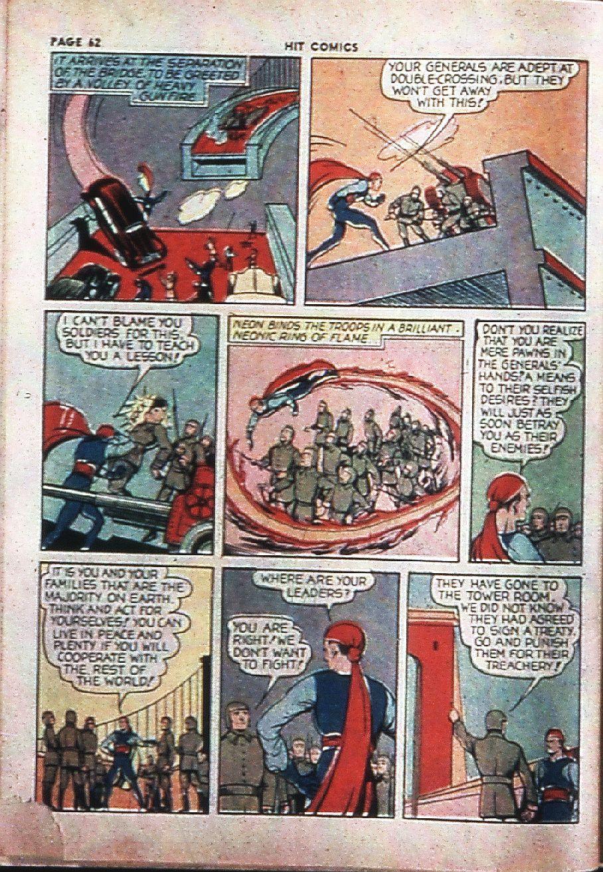 Read online Hit Comics comic -  Issue #4 - 64