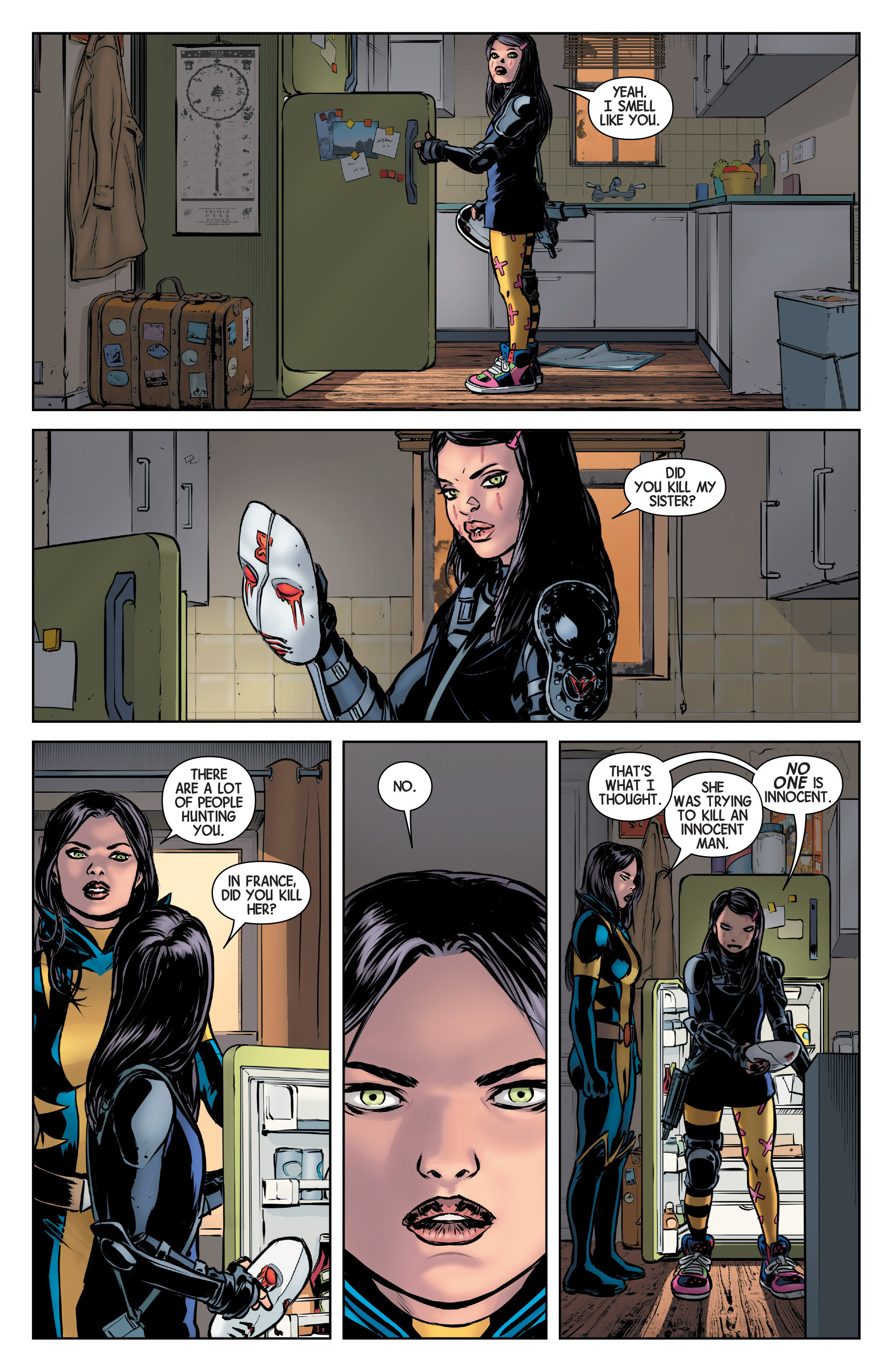 Read online All-New Wolverine (2016) comic -  Issue #2 - 11