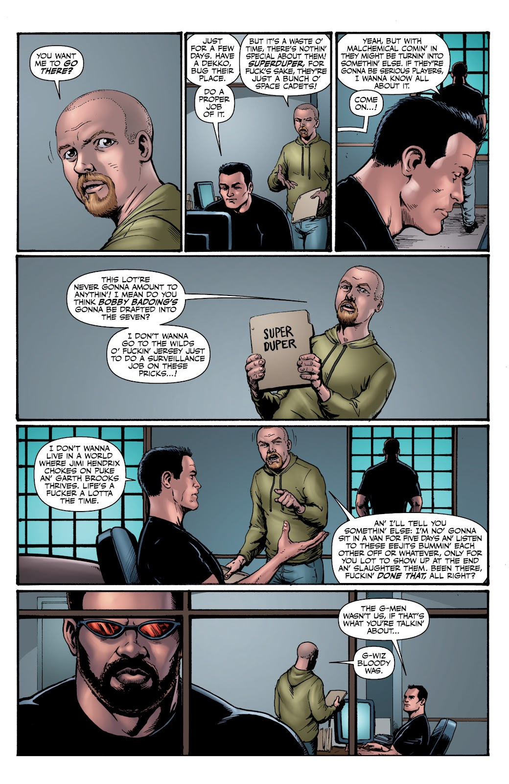 Read online The Boys Omnibus comic -  Issue # TPB 4 (Part 1) - 46