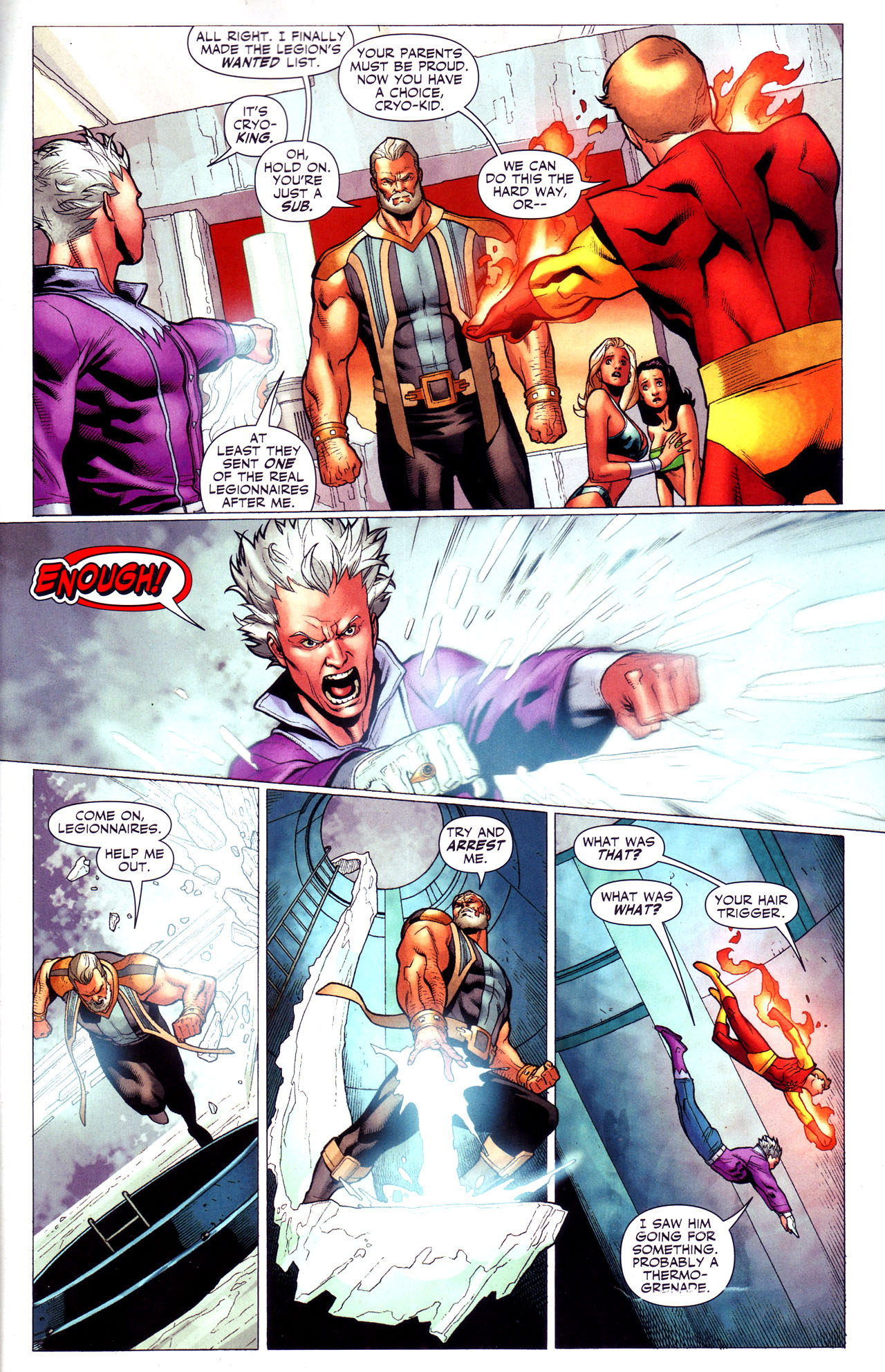 Read online Adventure Comics (2009) comic -  Issue #3 - 26