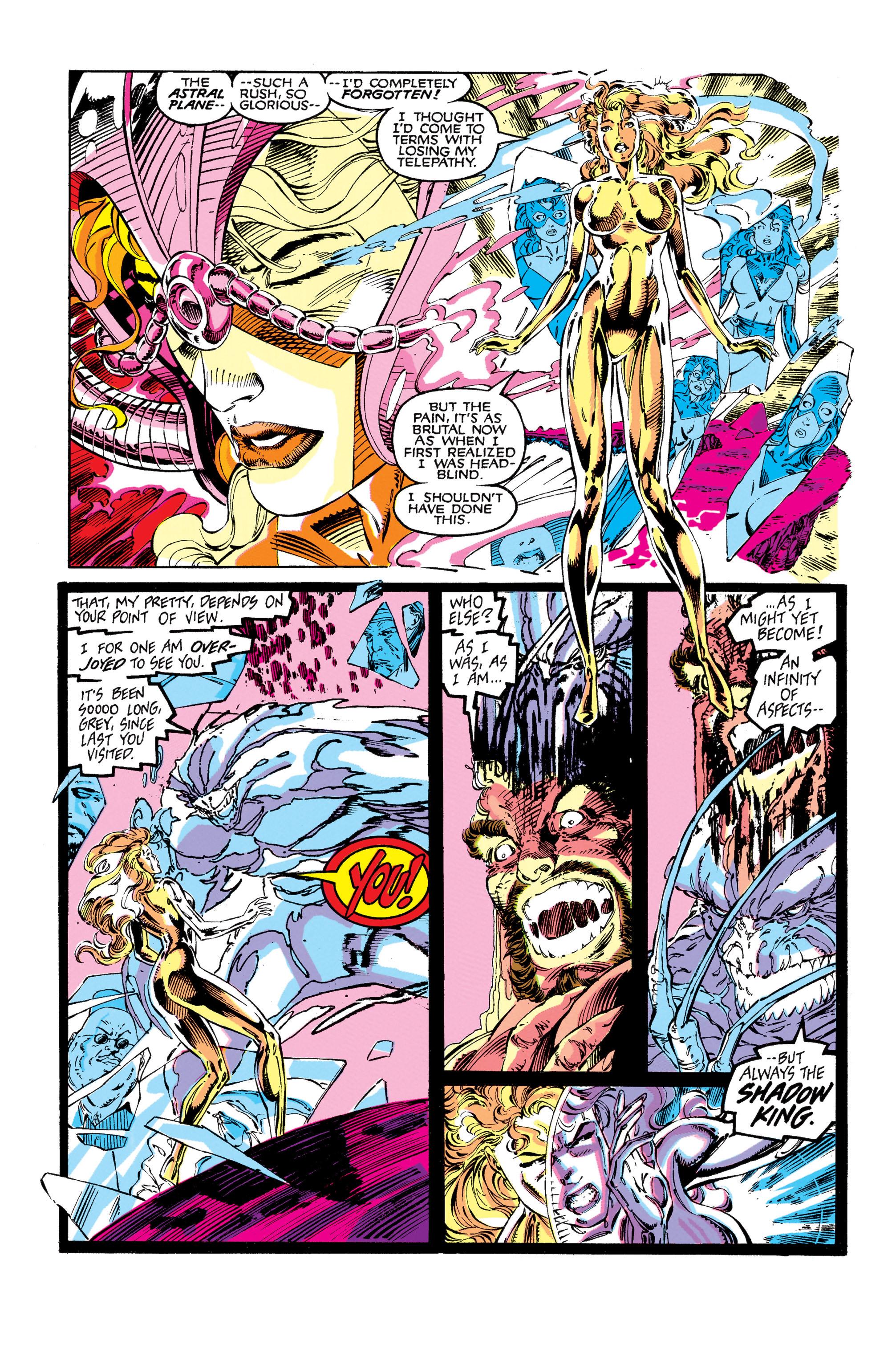 Read online Uncanny X-Men (1963) comic -  Issue #273 - 20
