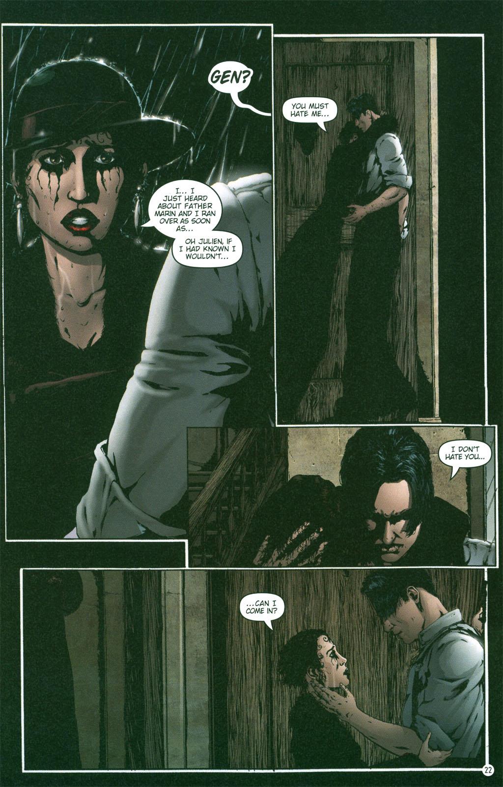 Read online Rex Mundi comic -  Issue #2 - 23