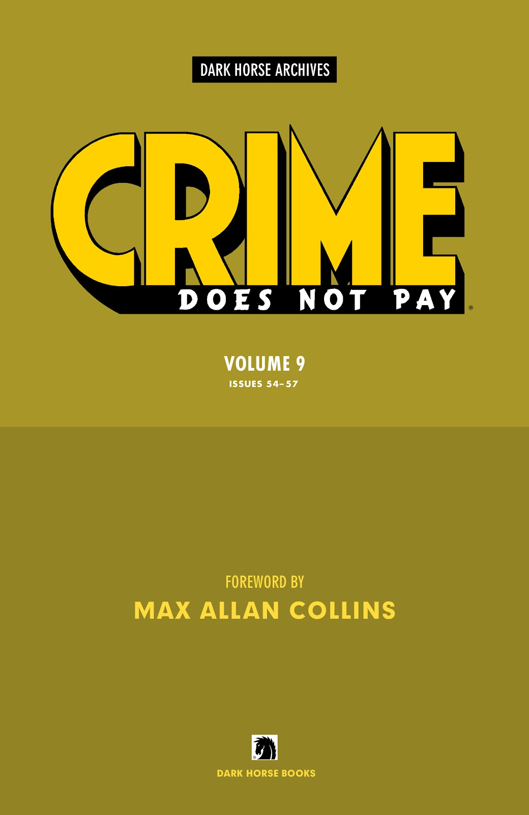 Read online Crime Does Not Pay Archives comic -  Issue # TPB 9 (Part 1) - 5