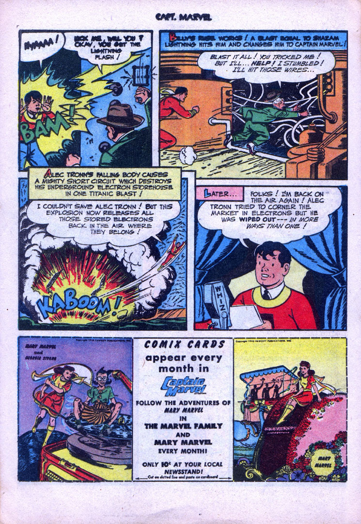 Captain Marvel Adventures issue 87 - Page 12