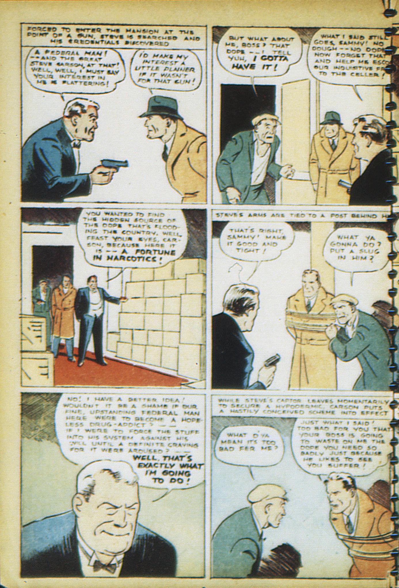 Read online Adventure Comics (1938) comic -  Issue #13 - 64