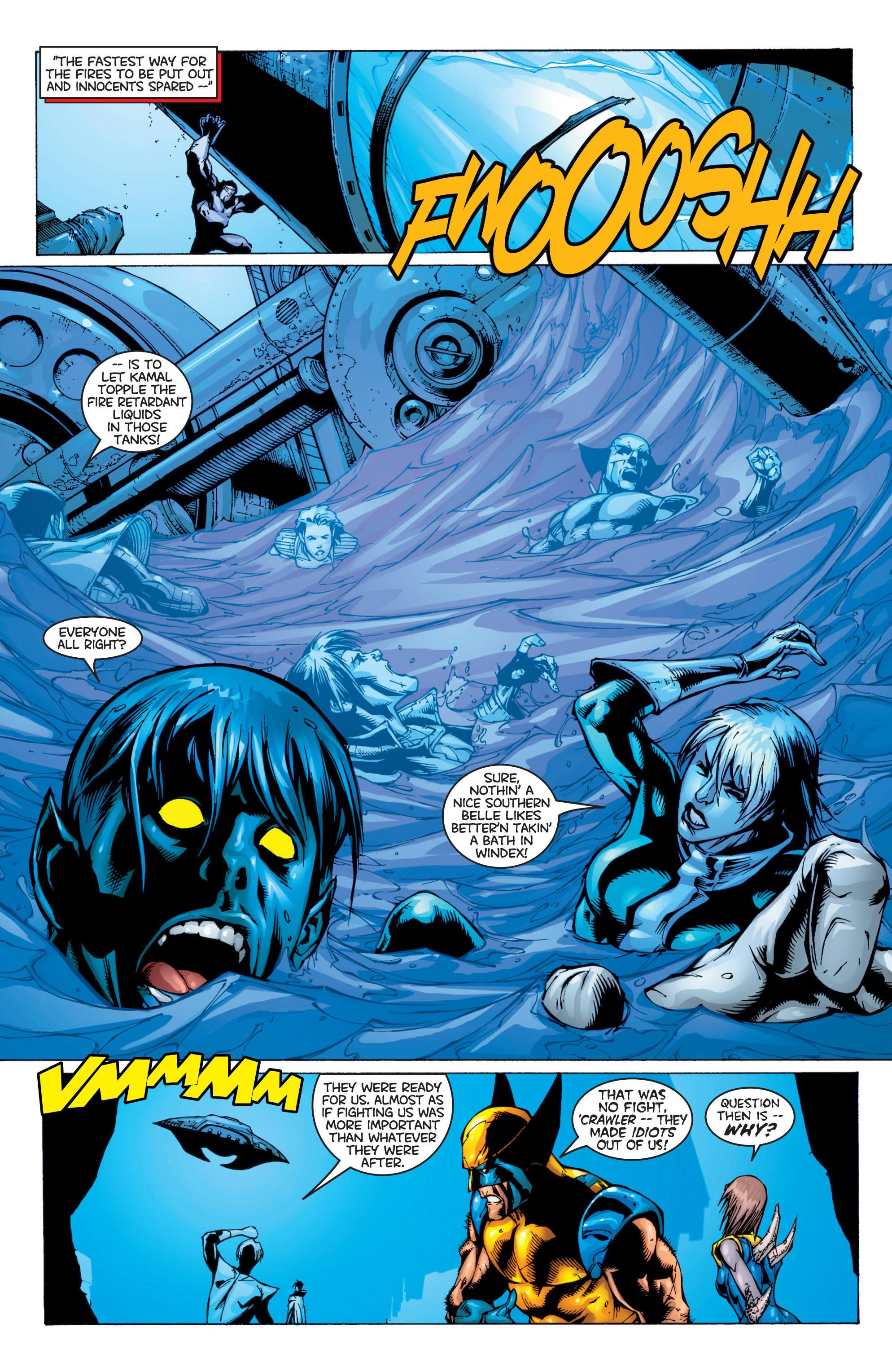 Read online Uncanny X-Men (1963) comic -  Issue #366 - 12