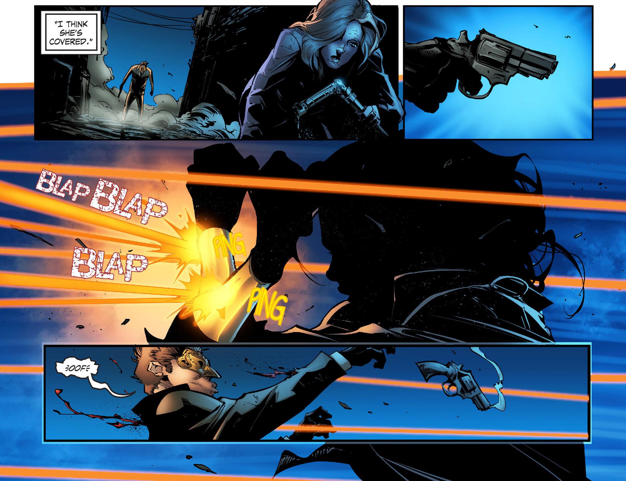 Read online Smallville: Season 11 comic -  Issue #56 - 16