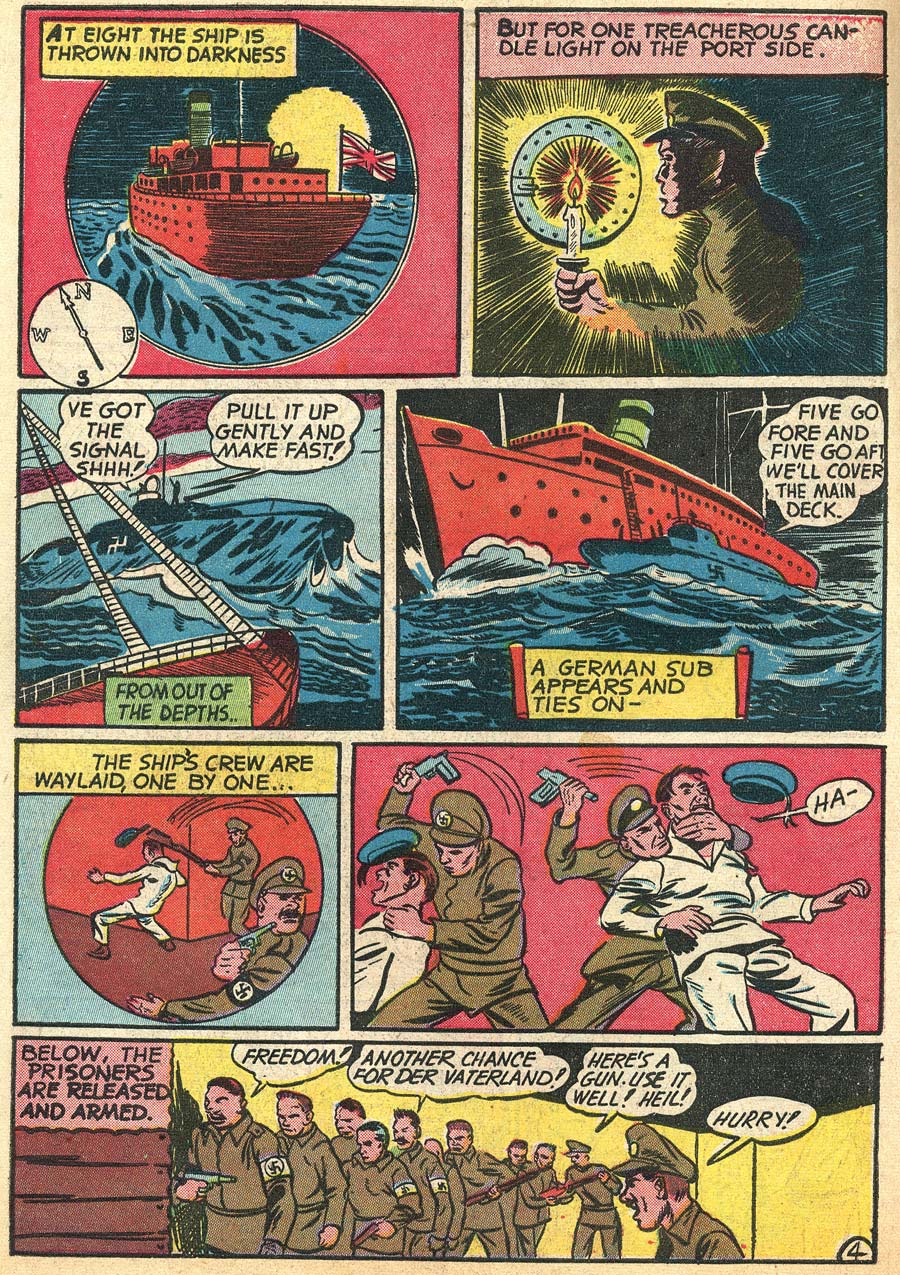 Blue Ribbon Comics (1939) issue 9 - Page 38