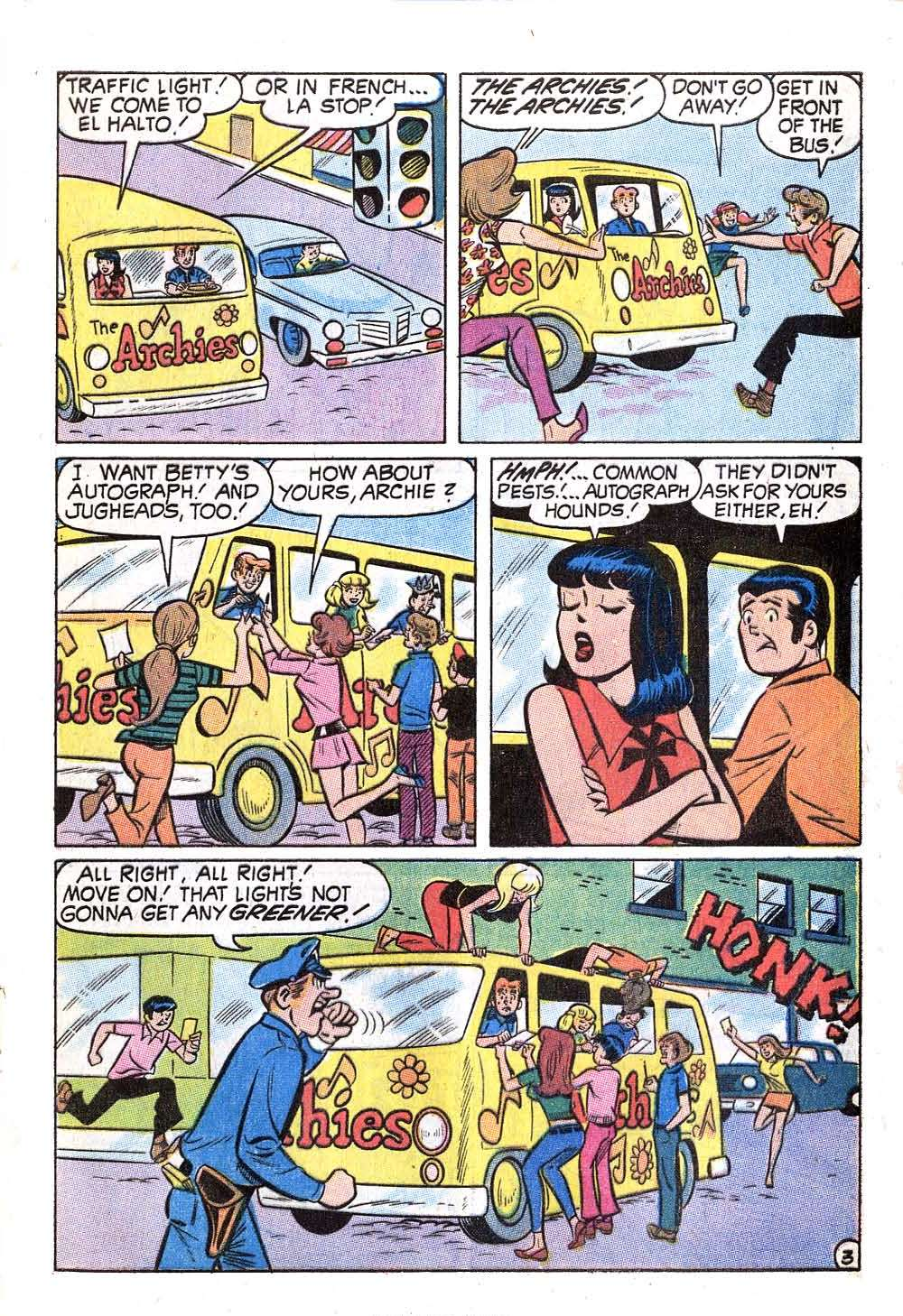 Read online Archie (1960) comic -  Issue #201 - 5