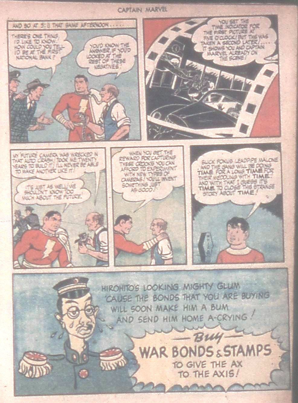 Captain Marvel Adventures issue 42 - Page 13