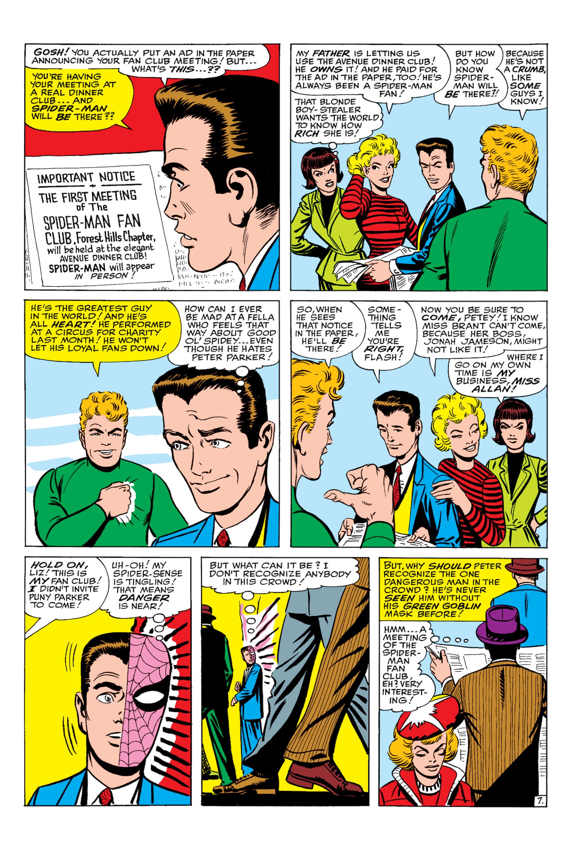 The Amazing Spider-Man (1963) 17 Page 7