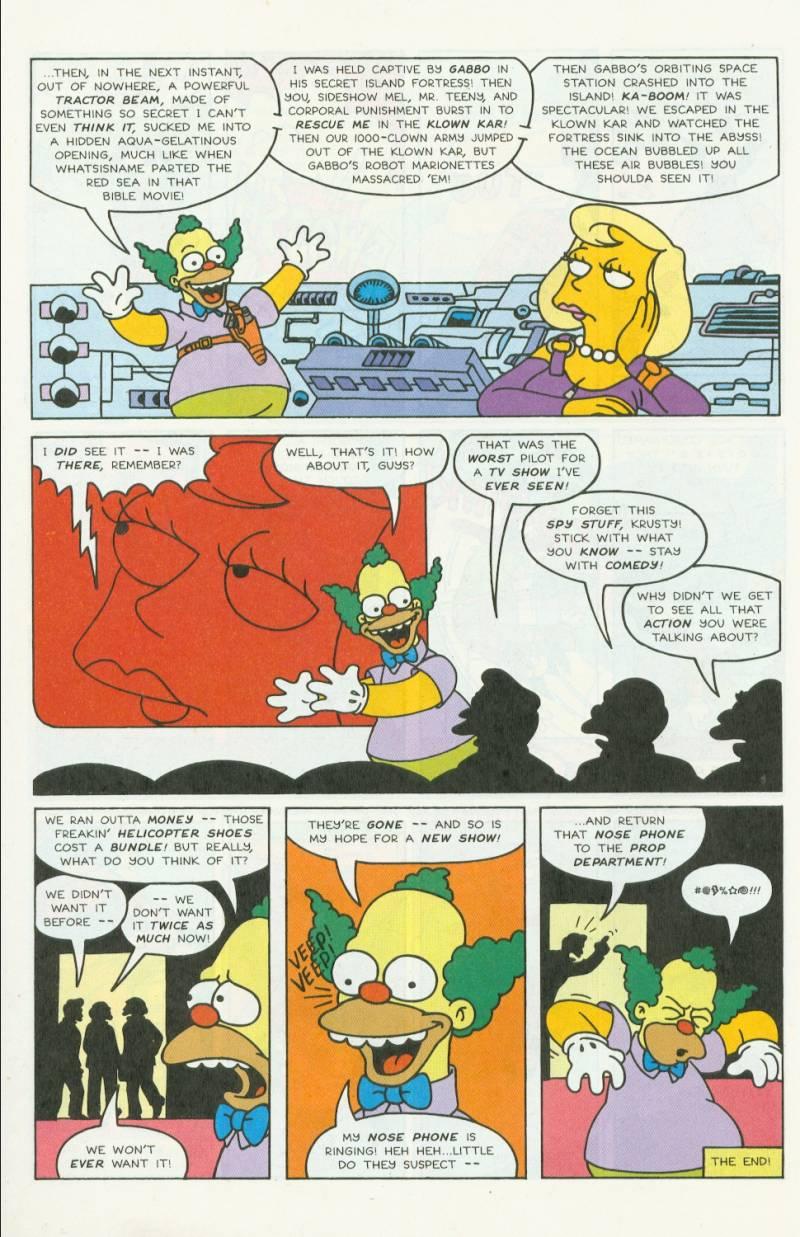 Read online Simpsons Comics comic -  Issue #3 - 28
