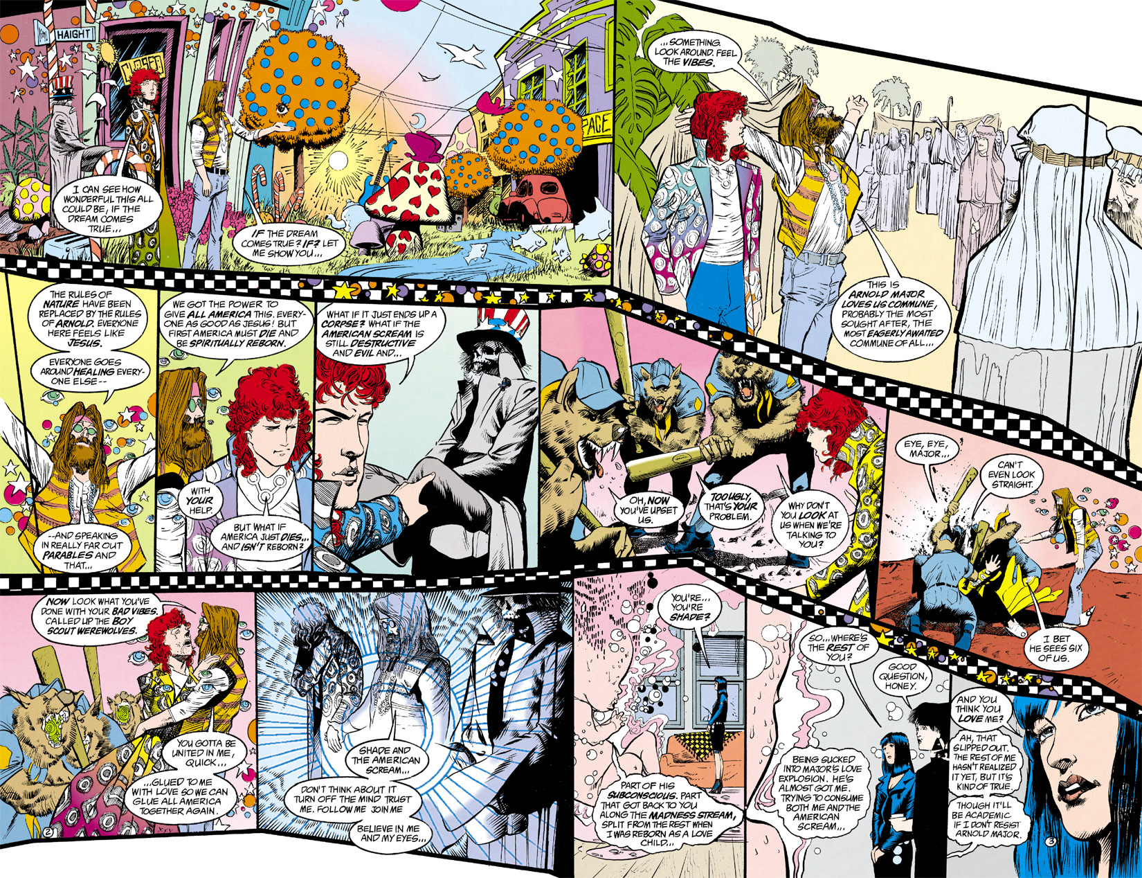 Read online Shade, the Changing Man comic -  Issue #9 - 3