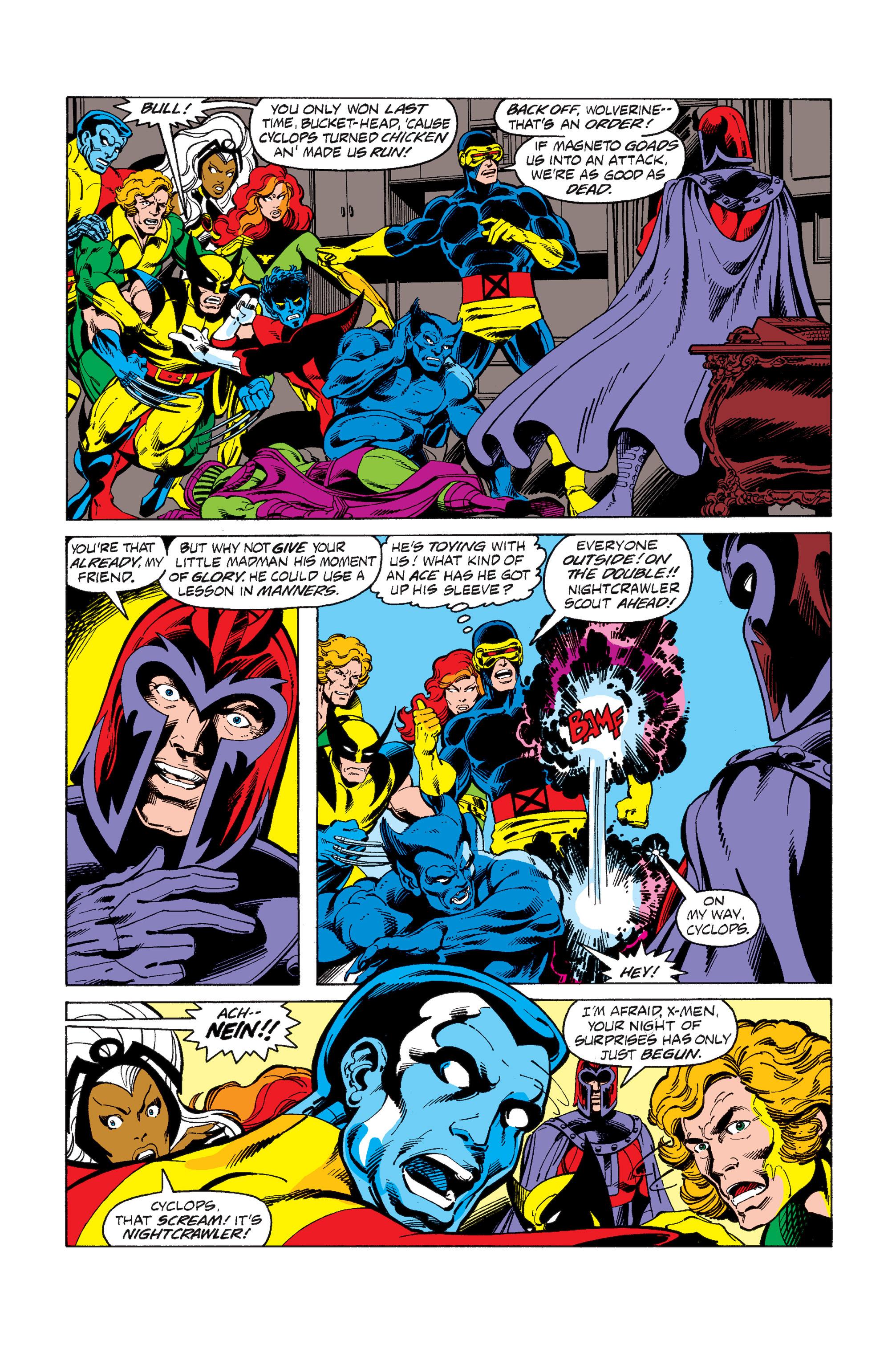 Uncanny X-Men (1963) 112 Page 2