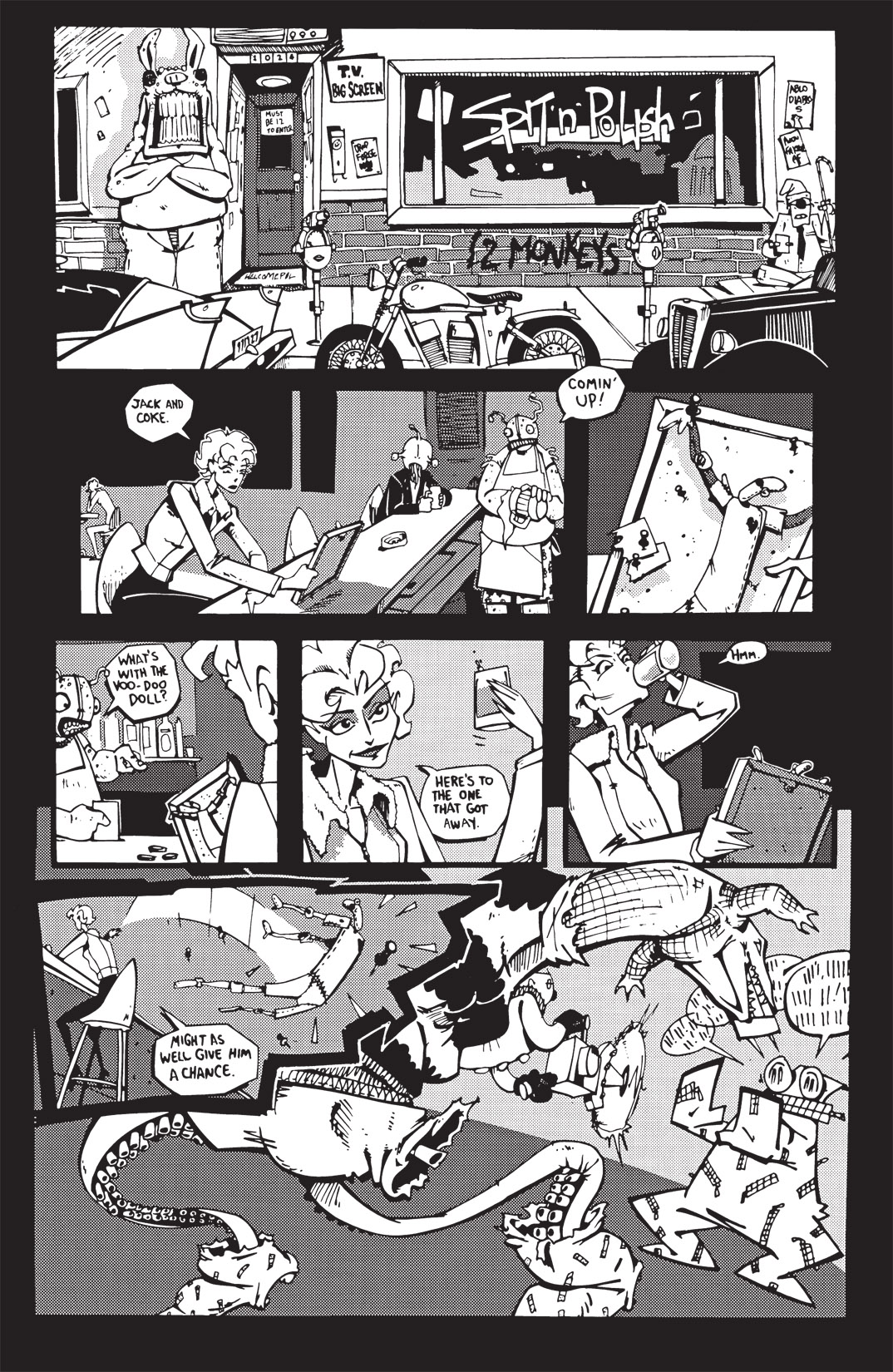 Read online Scud: The Disposable Assassin: The Whole Shebang comic -  Issue # TPB (Part 2) - 229