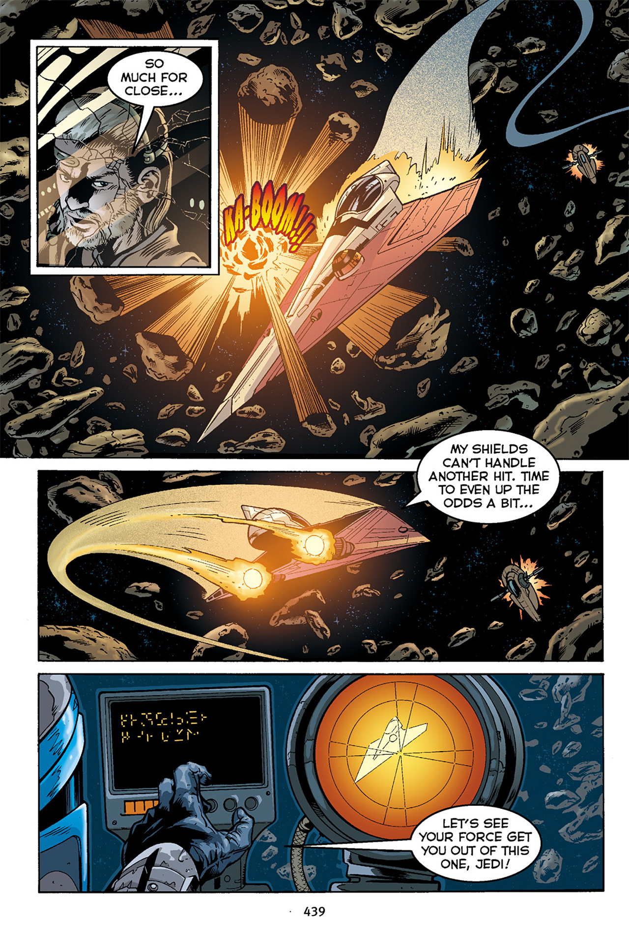 Read online Star Wars Omnibus comic -  Issue # Vol. 10 - 432
