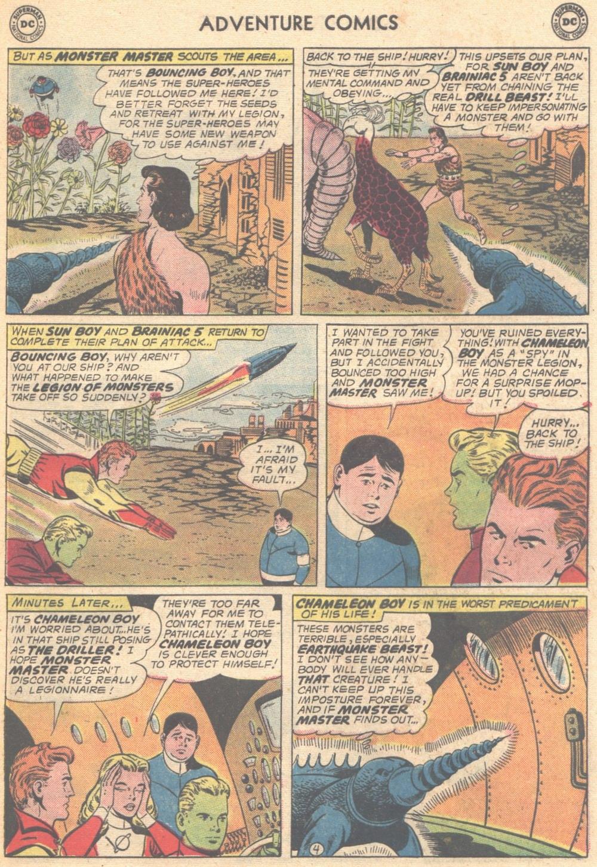Read online Adventure Comics (1938) comic -  Issue #309 - 16