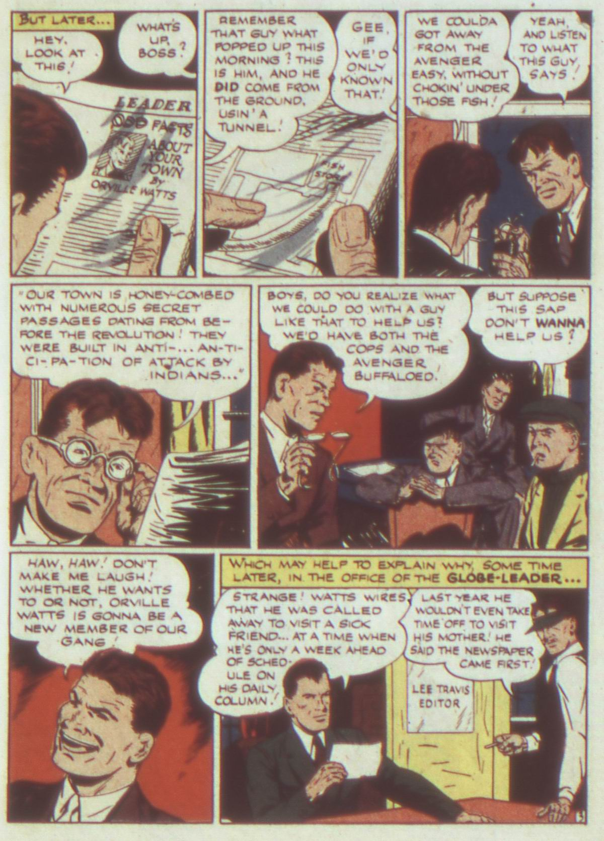 Read online Detective Comics (1937) comic -  Issue #82 - 27