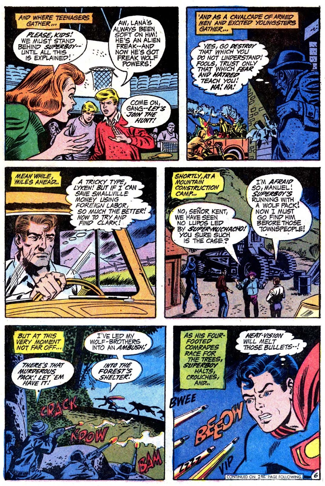 Superboy (1949) issue 180 - Page 6