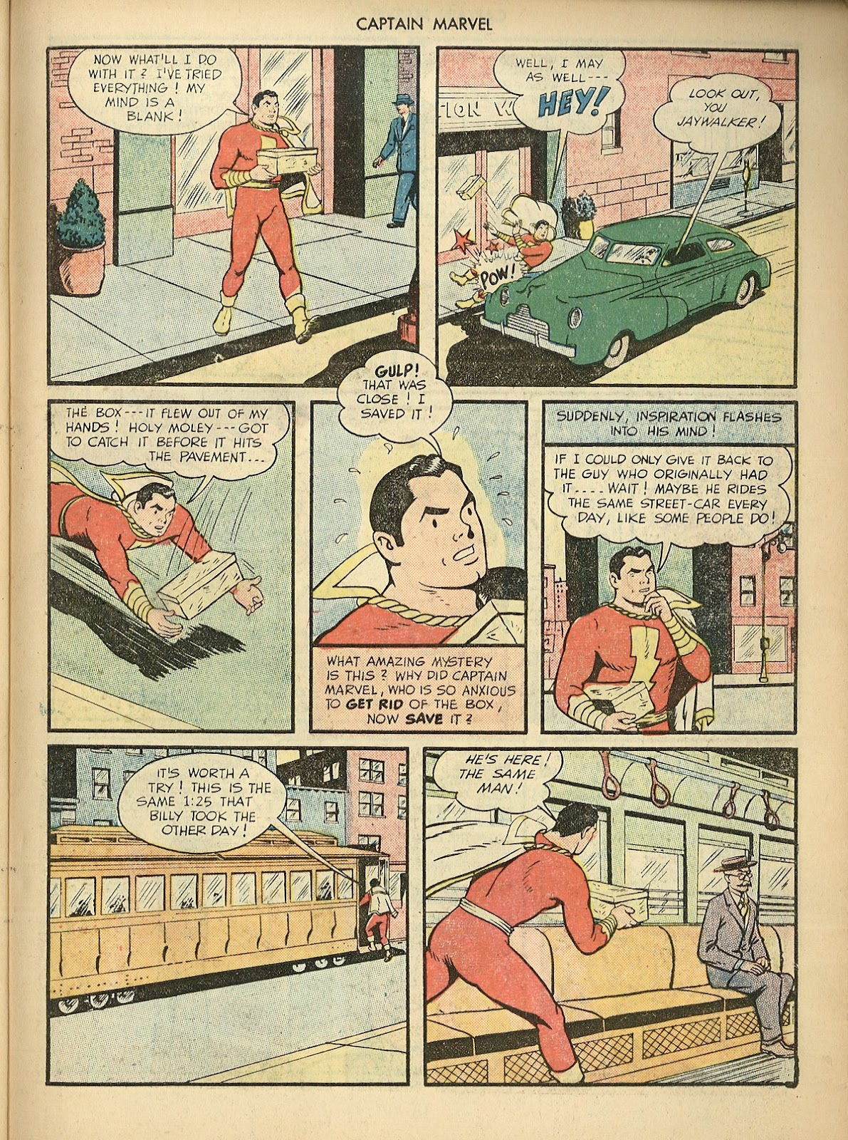 Captain Marvel Adventures issue 70 - Page 31