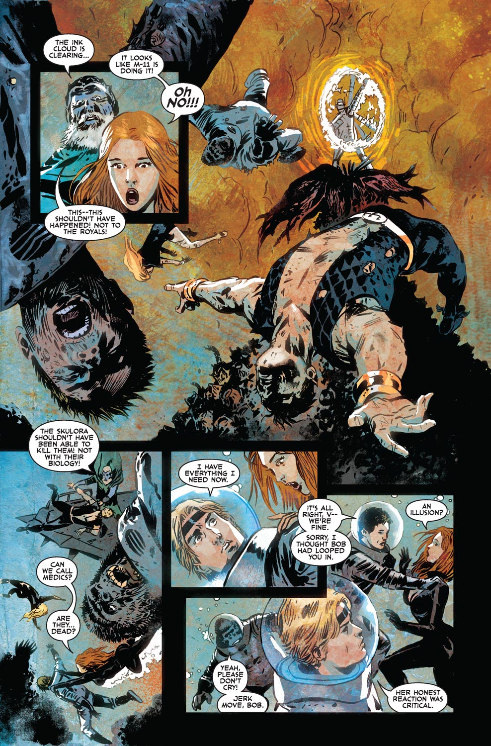 Agents Of Atlas (2009) 7 Page 12