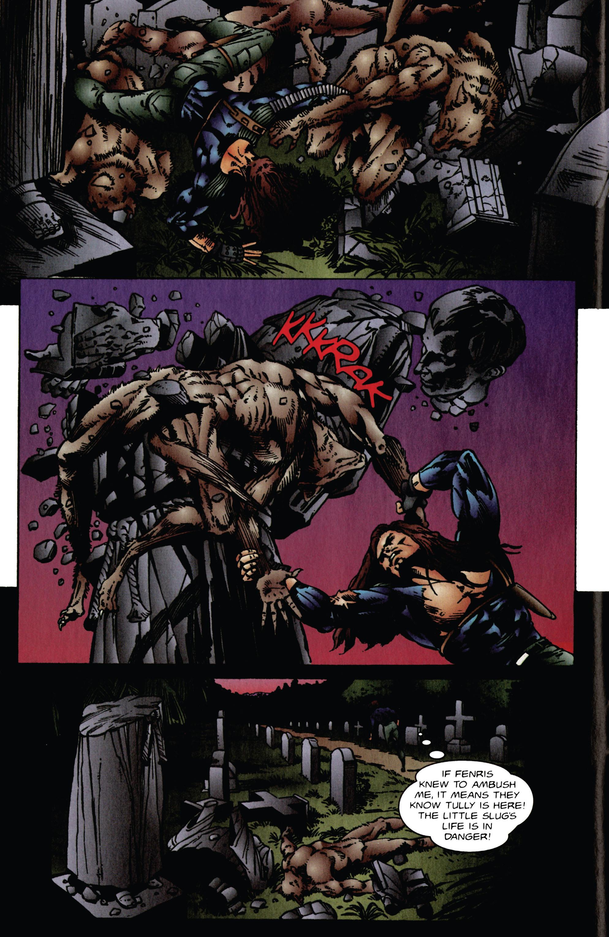 Read online Eternal Warrior (1992) comic -  Issue #46 - 8