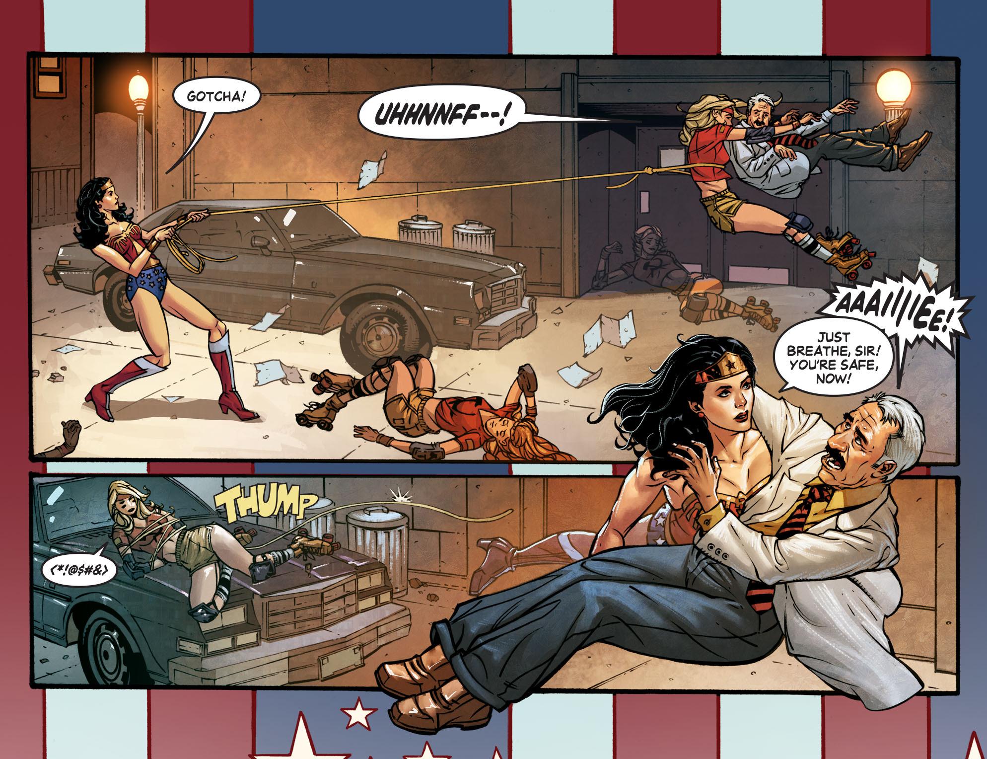 Read online Wonder Woman '77 [I] comic -  Issue #1 - 7