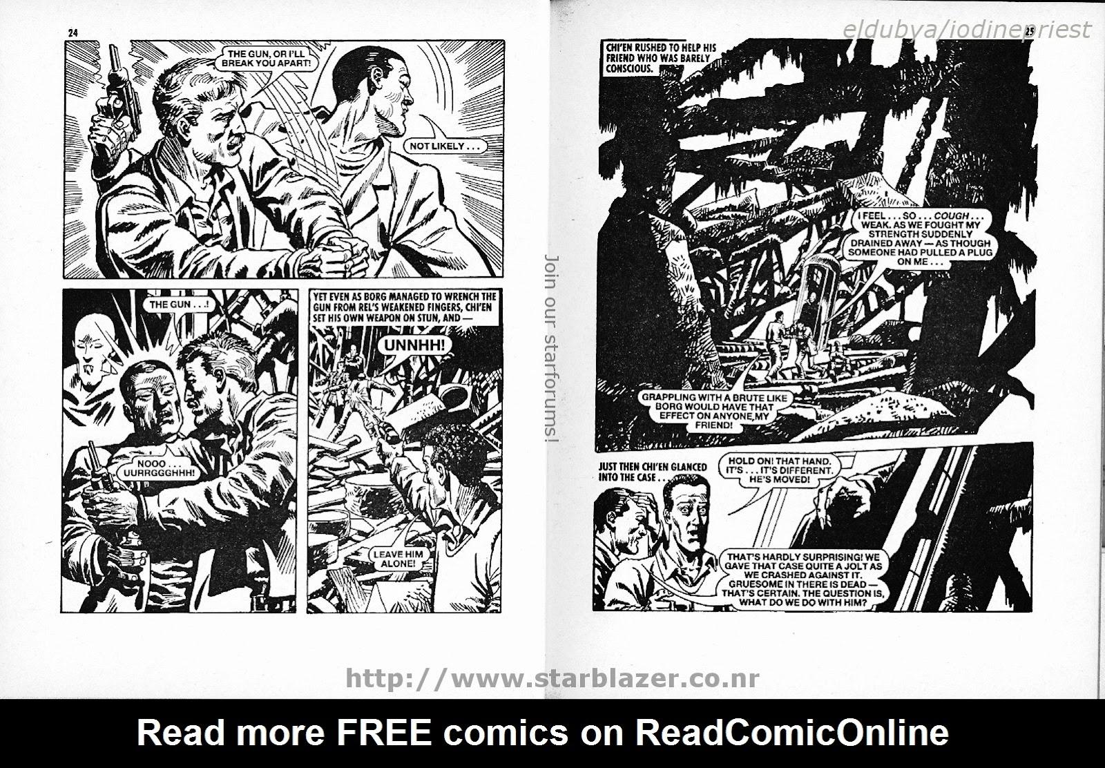 Starblazer issue 208 - Page 14