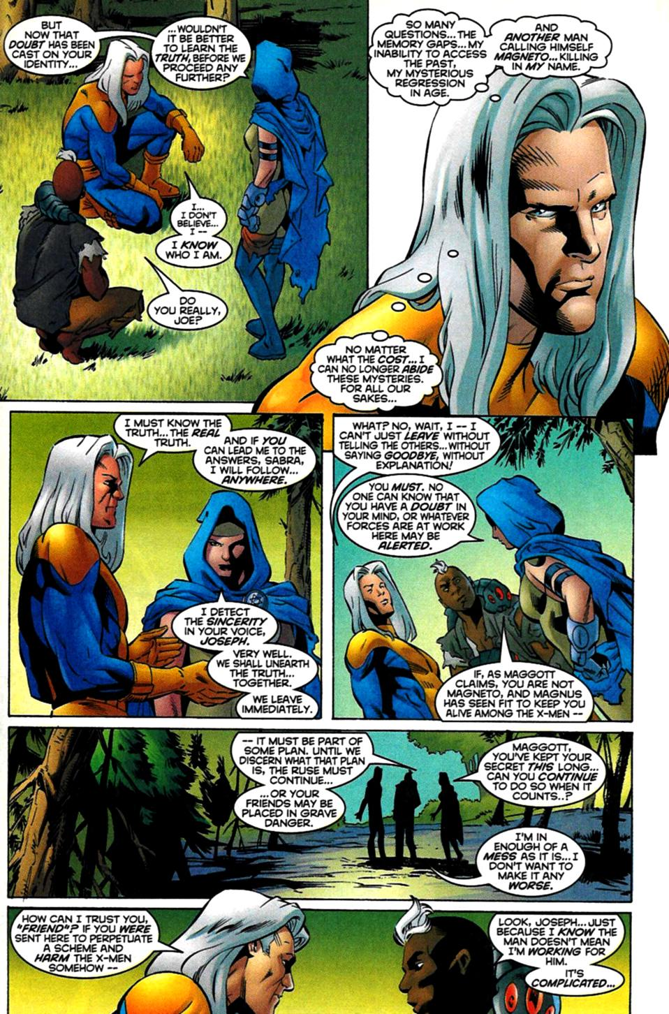 X-Men (1991) 73 Page 21