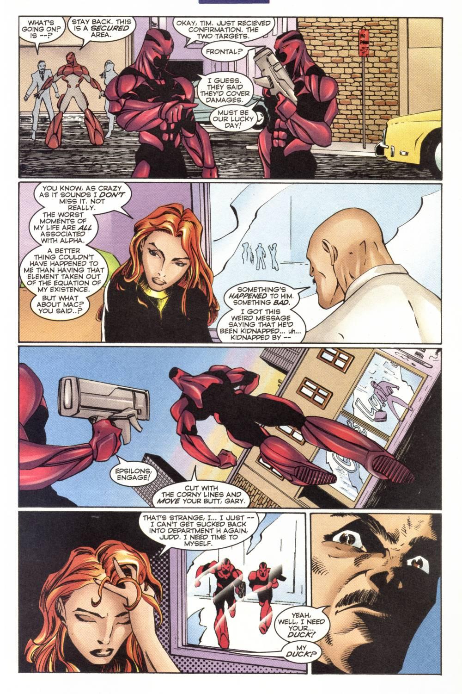 Read online Alpha Flight (1997) comic -  Issue #1 - 11