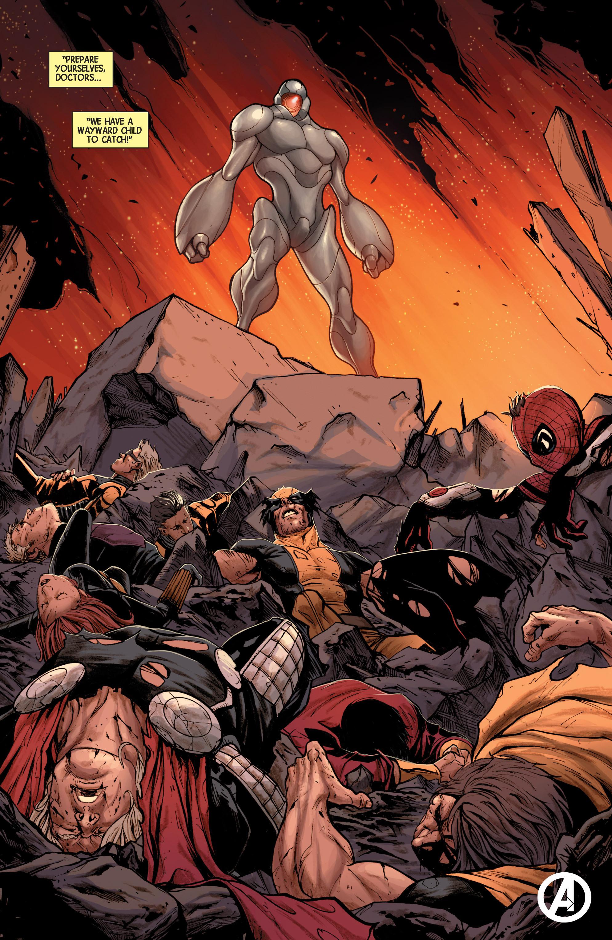 Read online Avengers (2013) comic -  Issue #Avengers (2013) _TPB 3 - 124