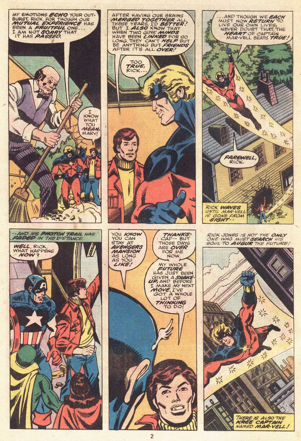 Captain Marvel (1968) issue 51 - Page 3