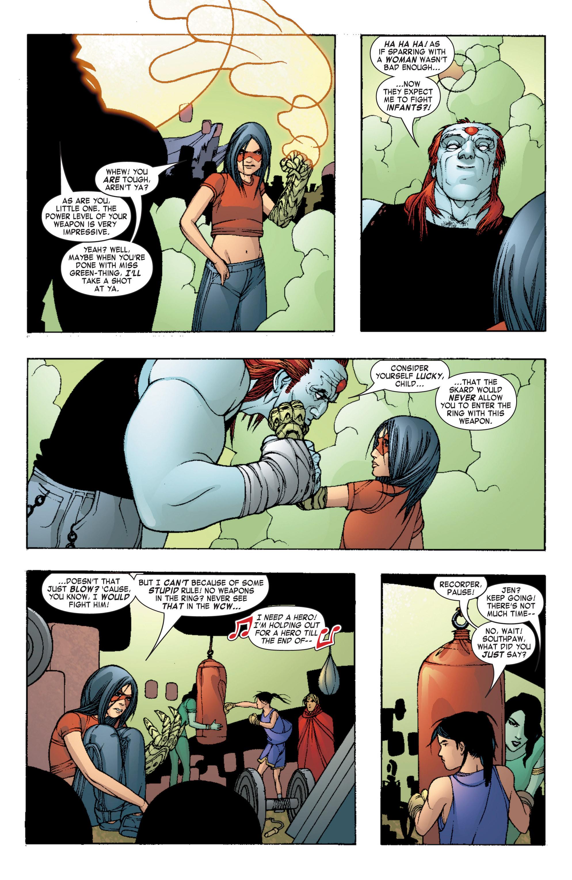 Read online She-Hulk (2004) comic -  Issue #8 - 19
